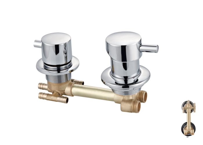 Two Body Four,Five Shower Faucets-HX-6301