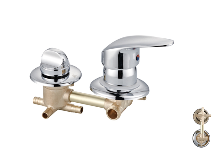 Two Body Four,Five Shower Faucets-HX-6302