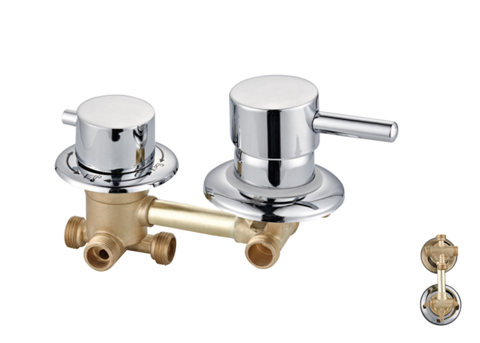 Two Body Four,Five Shower Faucets-HX-6303
