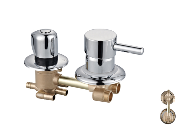 Two Body Four,Five Shower Faucets-HX-6305