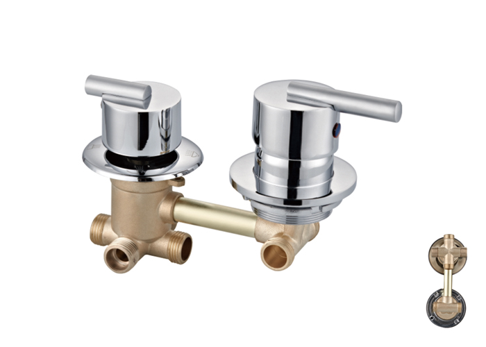 Two Body Four,Five Shower Faucets-HX-6306