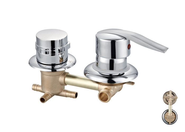 Two Body Four,Five Shower Faucets-HX-6307