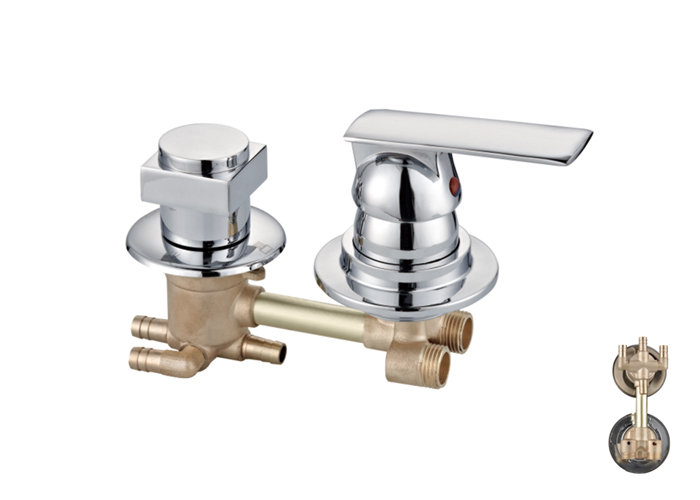 Two Body Four,Five Shower Faucets-HX-6308