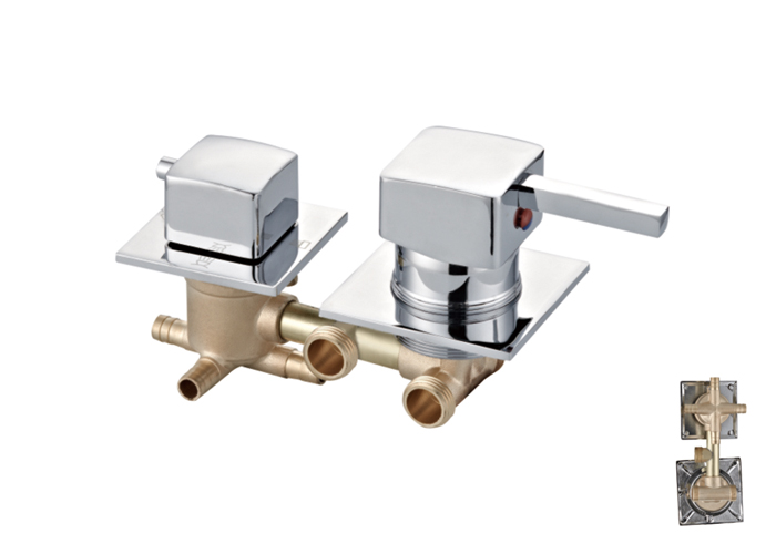 Two Body Four,Five Shower Faucets-HX-6309