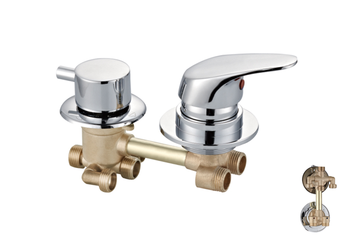 Two Body Four,Five Shower Faucets-HX-6310
