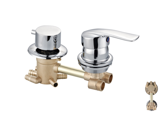 Two Body Four,Five Shower Faucets-HX-6311