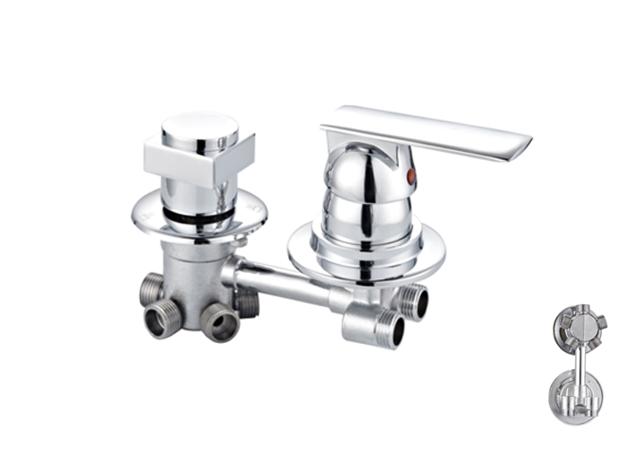 Two Body Four,Five Shower Faucets-HX-6316