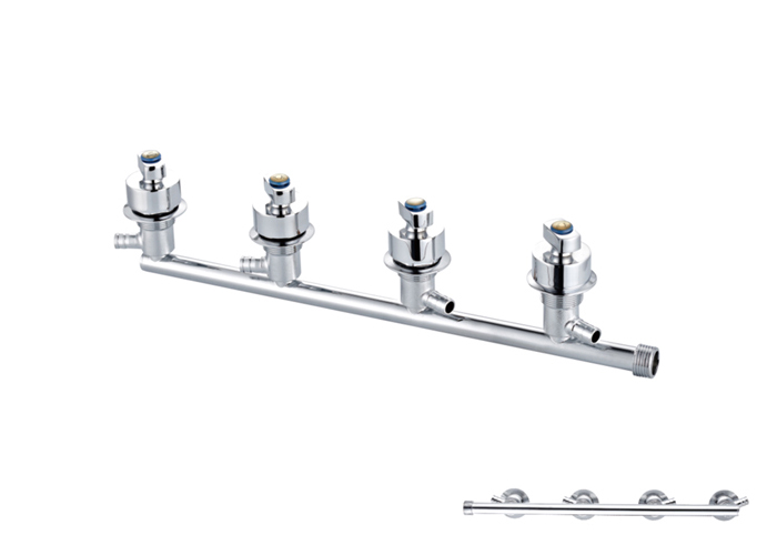 Shower Siamese Faucets-HX-6510