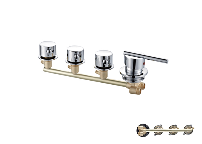 Shower Siamese Faucets-HX-6511