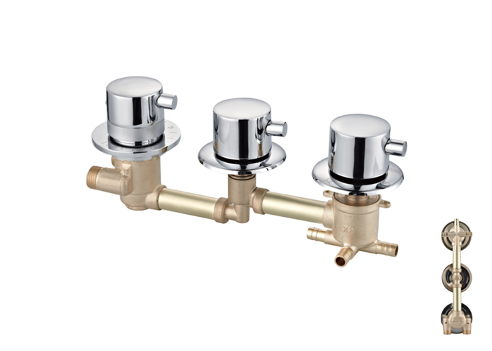 Shower Constant Temperature Faucets-HX-6613